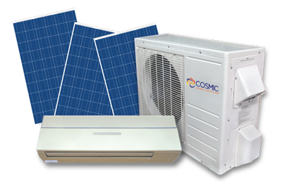 Cosmic energy solutions for Innovative heating and air conditioning